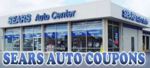 Sears Auto Coupons