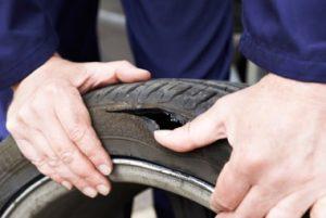 Repair tires